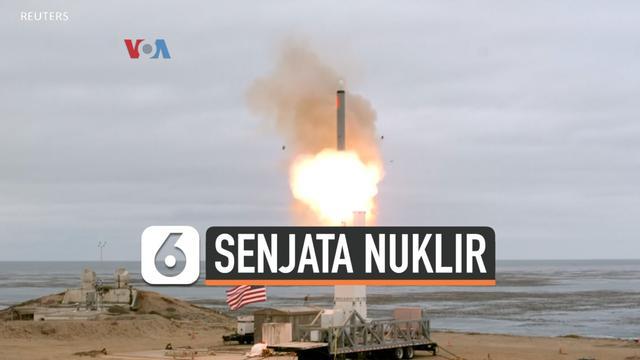 senjata nuklir
