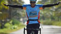 Komunitas Pencinta Toyota Yaris Ini Tantang Anggota dan Masyarakat Bersepeda 50 Km (ist)