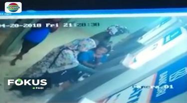 Aksi pencurian uang di sebuah ATM yang dilakukan oleh dua bocah yang masih di bawah umur di Makassar, penangannnya kini dilimpahkan ke Dinas Sosial, guna menjaga psikologi anak tersebut.