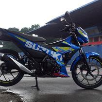 PT Suzuki Indomobil Sales (SIS) membuka kesempatan bagi siapapun yang ingin memiliki all new Suzuki Satria F150.
