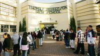Salah satu sekolah di Los Angeles, California (Aljazeera.com)