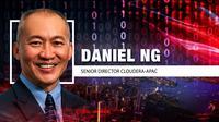 Daniel Ng / Senior Director Cloudera-APAC. (Liputan6.com/Abdillah)