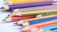 Ilustrasi pensil warna (Sumber: PIxabay)