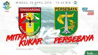 Liga 1 2018 Mitra Kukar Vs Persebaya (Bola.com/Adreanus Titus)