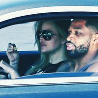 Sepertinya Khloe Kardashian dan Tristan Thompson tak membiarkan masa lalu menghalangi kembali kisah cinta dan keluarga kecil mereka. (Clint Brewer/SplashNews.com/The Cut