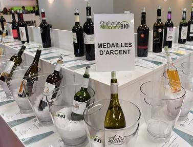 Mencicipi Sensasi Wine Organik di Millesime Bio 2018 Prancis