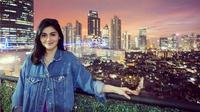 Hilda Vitria Khan [foto: Instagram/hvkhildavitriakhan]