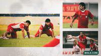 Kolase - Kiprah Claudio Pronetto dan Julio Lopez Di PSM Makassar (Bola.com/Adreanus Titus)