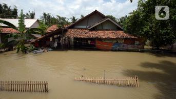 Top 3 News: Banjir 1 Meter Rendam Perumahan di Bekasi, Aktivitas Warga Lumpuh