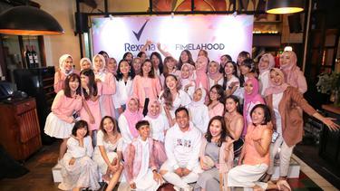 [Fimela] Fimelahood x Rexona di Bandung
