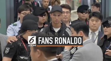 Juventus tidak memainkan Cristiano Ronaldo saat melawan K-League All Star di Seoul, Korea Selatan. Akibatnya penonton kecewa dan menuntut penyelenggara acara.