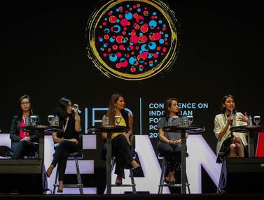 Bahas Generasi Y, Para Wanita Inspiratif Berbagi Pengalaman di CIFP 2017