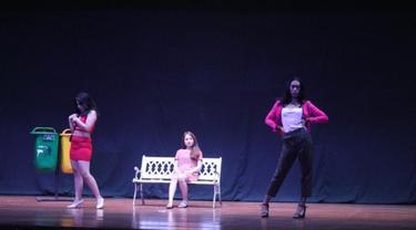 Lune Teater Tampilkan Isu dan Problematika Kaum Gender Minoritas Lewat Seni Pertunjukan