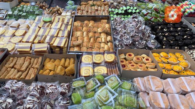 Berburu Aneka Kue Basah Nan Murah Di Pasar Kue Subuh Melawai