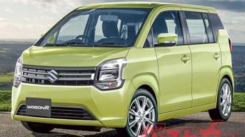 Suzuki WagonR Generasi Terbaru Meluncur Akhir 2021