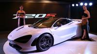 McLaren 720S meluncur di Indonesia. (Herdi Muhardi)