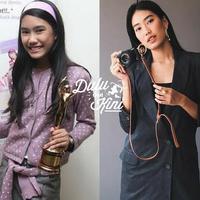 Penyanyi berkulit sawo matang ini makin fashionable dari tahun ke tahun. (Sumber foto: Kapanlagi, alikaislamadina/instagram)