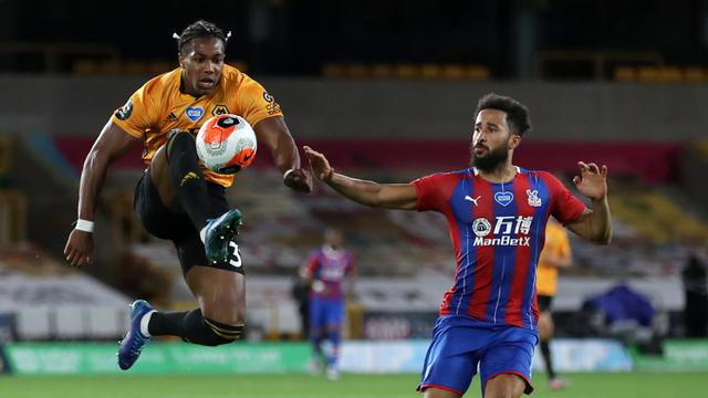 Kalahkan Crystal Palace, Wolves Kejar Tiket Liga Europa