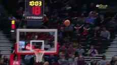 Berita video game recap NBA 2017-2018 antara Detroit Pistons melawan Chicago Bulls dengan skor 119-87.