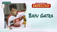 Wawancara Eksklusif - Bayu Gatra Madura United (Bola.com/Adreanus Titus)