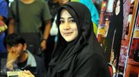 Pipik Dian Irawati alias Umi Pipik. (Liputan6.com/Panji Diksana)