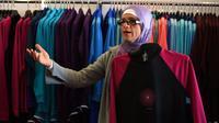 Burkini Dilarang, Penjualan Justru Meningkat Hingga 200 Persen.  Aheda Zanetti (AFP)