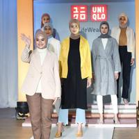 Mengintip 50 Inspirasi Hijab Minimalis dalam UNIQLO MODEST WEAR MANUAL Styled by Ayudia C