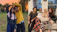 6 Potret Keakraban Kiesha Alvaro dengan Pemeran Cewek Sinetron Dari Jendela SMP (sumber: Instagram.com/kiesha.alvaro)