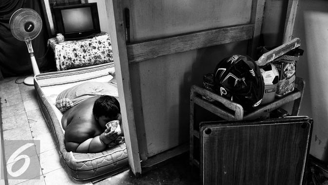 Penangan Anak Obesitas di Indonesia Belum Menyeluruh