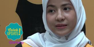 Natasha Rizki berperan jadi anak SMA.