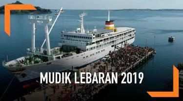 Pelabuhan di Pare-pare bersiap-siap menghadapi datangnya lebaran 2019. Diprediksi pengguna kapal laut mencapai 1,9 juta pada lebaran 2019.