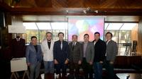 Wong Hang perkenalkan aplikasi Stevano Brill (Istimewa)