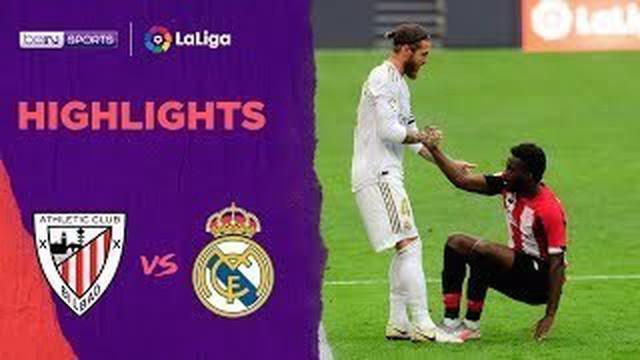 Berita Video Highlights La Liga, Sergio Ramos Kembali Jadi Penyelamat El Real Saat Taklukkan Athletic Bilbao 1-0