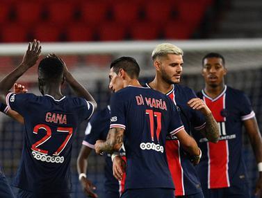 Gol Tunggal Julian Draxler Bawa PSG Raih Kemenangan Perdana di Liga Prancis