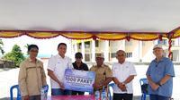 INALUM berbagi di Jayapura dan Timika. (foto: dok. Inalum)