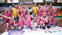 Selebrasi Pemain Surabaya Fever (Dok Srikandi Cup)
