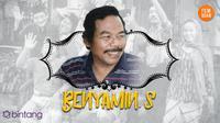 Benyamin Sueb.  (Digital Imaging: Muhammad Iqbal Nurfajri/Bintang.com)