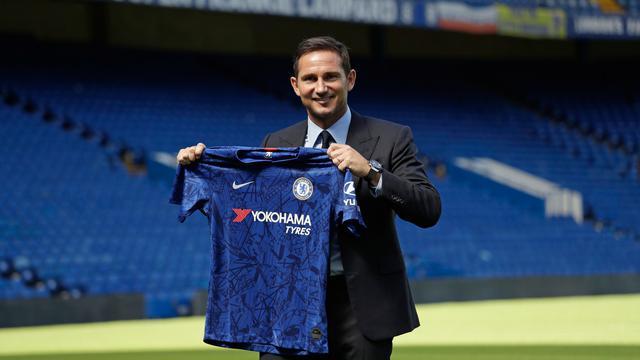 លទ្ធផលរូបភាពសម្រាប់ Frank Lampard Pastikan Chelsea Incar Gelar Piala Super Eropa