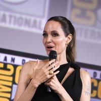 Angelina Jolie dan Maddox (FOTO: Splashnews)
