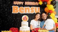 Ruben Onsu dapat kejutan dari Sarwendah saat berulang tahun (Instagram/@ruben_onsu)