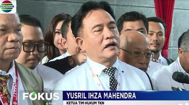 Meski menerima, Yusril menilai keputusan majelis hakim, menyampingkan peraturan yang telah dibuat sendiri oleh MK.