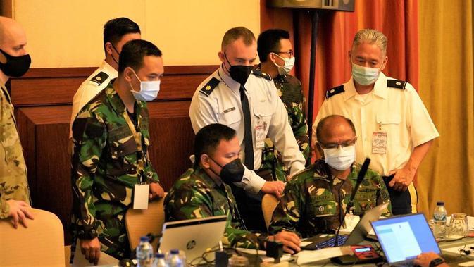 GEMA AS-Indonesia Akhiri Latihan Tanggap Krisis Gema Bhakti di Jakarta - Global Liputan6.com