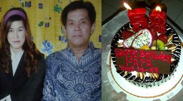 Kue Ulang Tahun Pertama Dan Terakhir Untuk Papa Tercinta