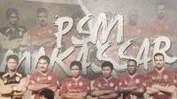 PSM Makassar 1995-1996. (Bola.com/Dody Iryawan)