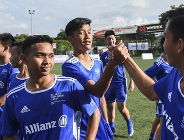 Allianz Explorer Camp Football Edition Asia