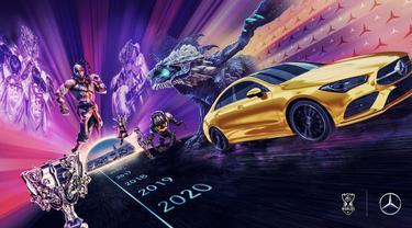 Mercedes-Benz dan Riot Games