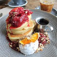 ilustrasi pancake/copyright unsplash/Claire K