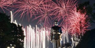 Banyak banget yang masih belum bisa move on dari pembukaan Asian Games 2018. Tak salah, pembukaannya memang bisa dibilang sangat ciamik. (twitter/serenadyo)
