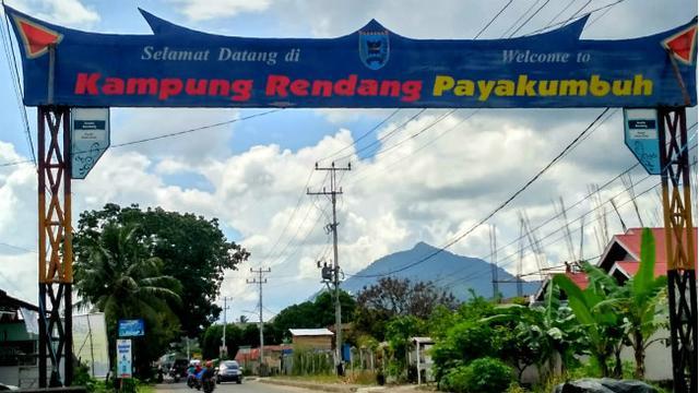 Transformasi Kota Biru Payakumbuh Jadi Kota Rendang Regional Liputan6 Com