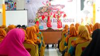 Mahasiswa Mercubuana Gelar Festival Budaya dan Kuliner Nusantara.